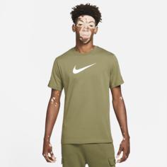 Мужская футболка Nike Sportswear - Коричневый