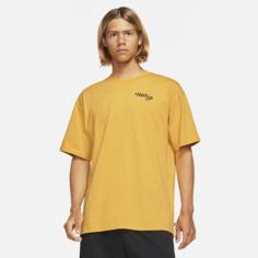 Мужская футболка для скейтбординга Nike SB - Желтый