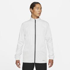 Мужская куртка для гольфа с молнией во всю длину Nike Storm-FIT Victory - Серый