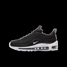 Кроссовки для школьников Nike Air Max 97 - Черный