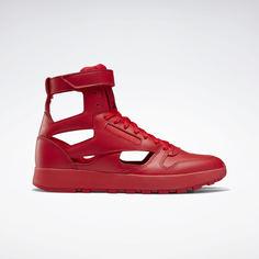 Кроссовки Maison Margiela Classic Leather Tabi High Reebok