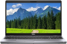 Ноутбук Dell Latitude 5510-8985 (серый)
