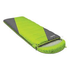 Мешок спальный Atemi Quilt 300R прав. одеяло дл.:220см зеленый/серый (00-00000655)