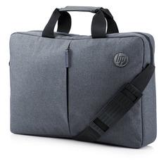 "Сумка для ноутбука 17.3"" HP Value Topload, черный/серый [t0e18aa]"