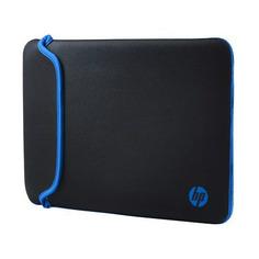 "Чехол для ноутбука 14"" HP Chroma, черный/синий [v5c27aa]"