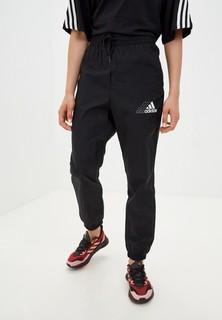 Брюки спортивные adidas W Q3 BLUV PT