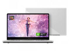 Ноутбук ASUS ROG Zephyrus GA401IU-HE260T 90NR03I5-M06540 (AMD Ryzen 9 4900HS 3.0 GHz/16384Mb/1Tb SSD/nVidia GeForce GTX 1660Ti Max-Q 6144Mb/Wi-Fi/Bluetooth/14.0/1920x1080/Windows 10 Home 64-bit)