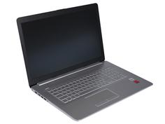 Ноутбук HP 17-by2048ur 2F1Y6EA (Intel Core i5-10210U 1.6 GHz/8192Mb/512Gb SSD/DVD-RW/AMD Radeon 530 2048Mb/Wi-Fi/Bluetooth/Cam/17.3/1920x1080/DOS)