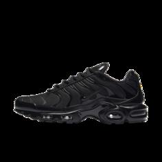 Мужские кроссовки Nike Air Max Plus - Черный