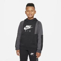 Худи для мальчиков школьного возраста Nike Air - Черный