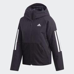 Утепленная куртка Back-to-Sports adidas Performance