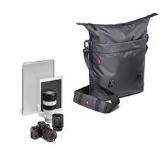 Сумка для фотокамеры Manfrotto Changer-20 Manhattan для DSLR/CSC (серый)