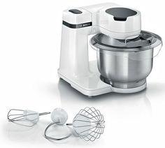 Кухонный комбайн Bosch MUMS2EW40 (белый)