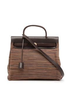 Hermès сумка Herbag PM Vibrato 2003-го года Hermes