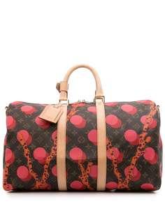 Louis Vuitton дорожная сумка Keepall pre-owned ограниченной серии