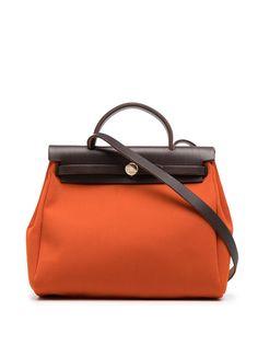 Hermès сумка Herbag PM 2004-го года Hermes