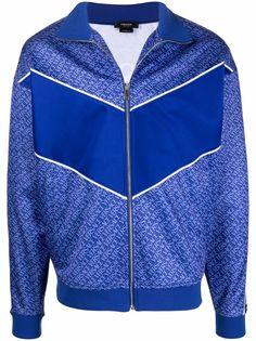 Versace спортивная куртка с логотипом