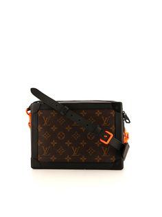 Louis Vuitton сумка на плечо Soft Trunk 2019-го года