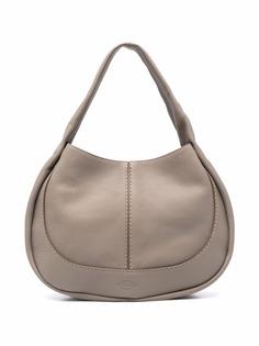 Tods сумка-хобо среднего размера Tod'S