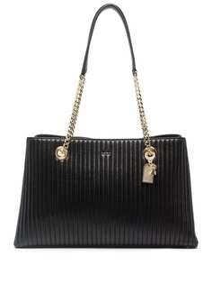 DKNY стеганая сумка на плечо