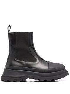 Jil Sander ботинки на платформе