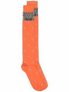Etro носки с узором пейсли