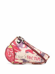 Christian Dior мини-сумка Dior Victim Saddle 2003-го года