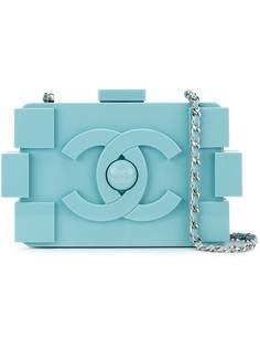 Chanel Pre-Owned клатч Boy Brick 2013-го года