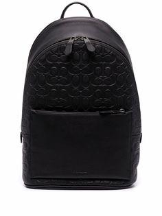 Coach рюкзак Metropolitan на молнии