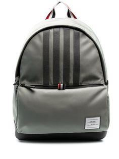 Thom Browne рюкзак с полосками 4-Bar