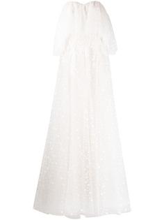 Tadashi Shoji свадебное платье Sabriel с открытыми плечами