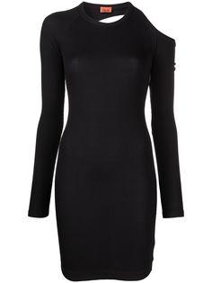 ALIX NYC платье мини Elton с вырезом
