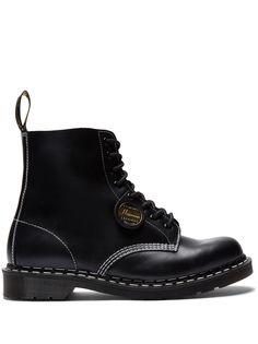 Dr. Martens ботинки 1469 Pascal в стиле милитари