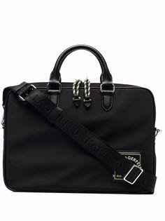 Karl Lagerfeld сумка для ноутбука RSG с нашивкой