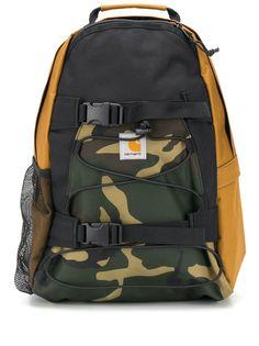 Carhartt WIP рюкзак в стиле милитари с камуфляжным принтом