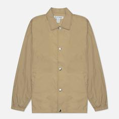 Мужская куртка Comme des Garcons SHIRT x Yue Minjun Print D Coach, цвет бежевый, размер S