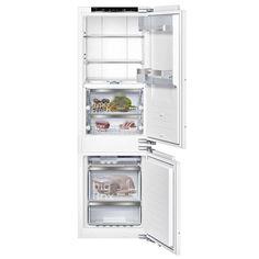 Встраиваемый холодильник комби Siemens iQ700 KI86FHD20R