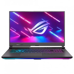 Ноутбук игровой ASUS ROG Strix G17 G713QE-HX025T ROG Strix G17 G713QE-HX025T