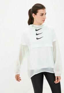 Куртка Nike W NK RUN DVN PO PCKBL JKT
