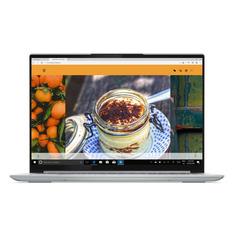"""Ультрабук Lenovo Yoga S7 Pro 14ACH5, 14"""", IPS, AMD Ryzen 5 5600H 3.3ГГц, 16ГБ, 1ТБ SSD, Windows 10, 82MS0020RU, серебристый"""