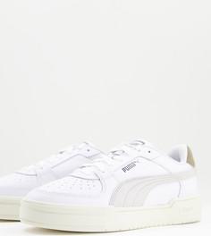 Белые кроссовки Puma CA Pro Pastel - эксклюзивно для ASOS-Белый
