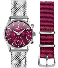 fashion наручные женские часы George Kini GK.30.6.1S.7S.2.S.0. Коллекция Ladies Collection