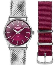 fashion наручные женские часы George Kini GK.30.5.1S.7S.2.S.0. Коллекция Ladies Collection
