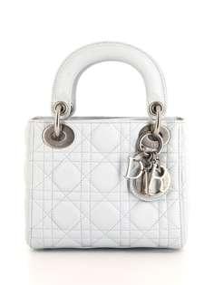 Christian Dior мини-сумка Lady Dior 2010-го года