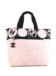 Chanel Pre-Owned сумка-тоут 2006-го года с логотипом CC