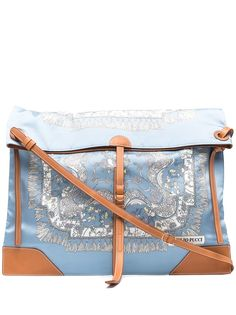 Emilio Pucci сумка-тоут с принтом Rugiada