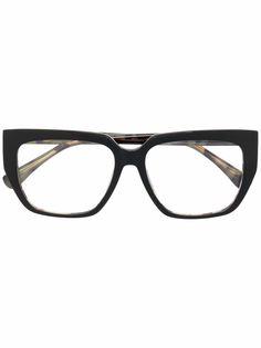 Max Mara очки в прямоугольной оправе