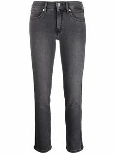 Calvin Klein узкие джинсы