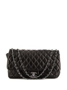Chanel Pre-Owned стеганая сумка на плечо Timeless 2009-го года