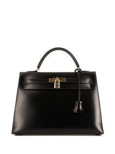 Hermès сумка Kelly 32 1992-го года Hermes